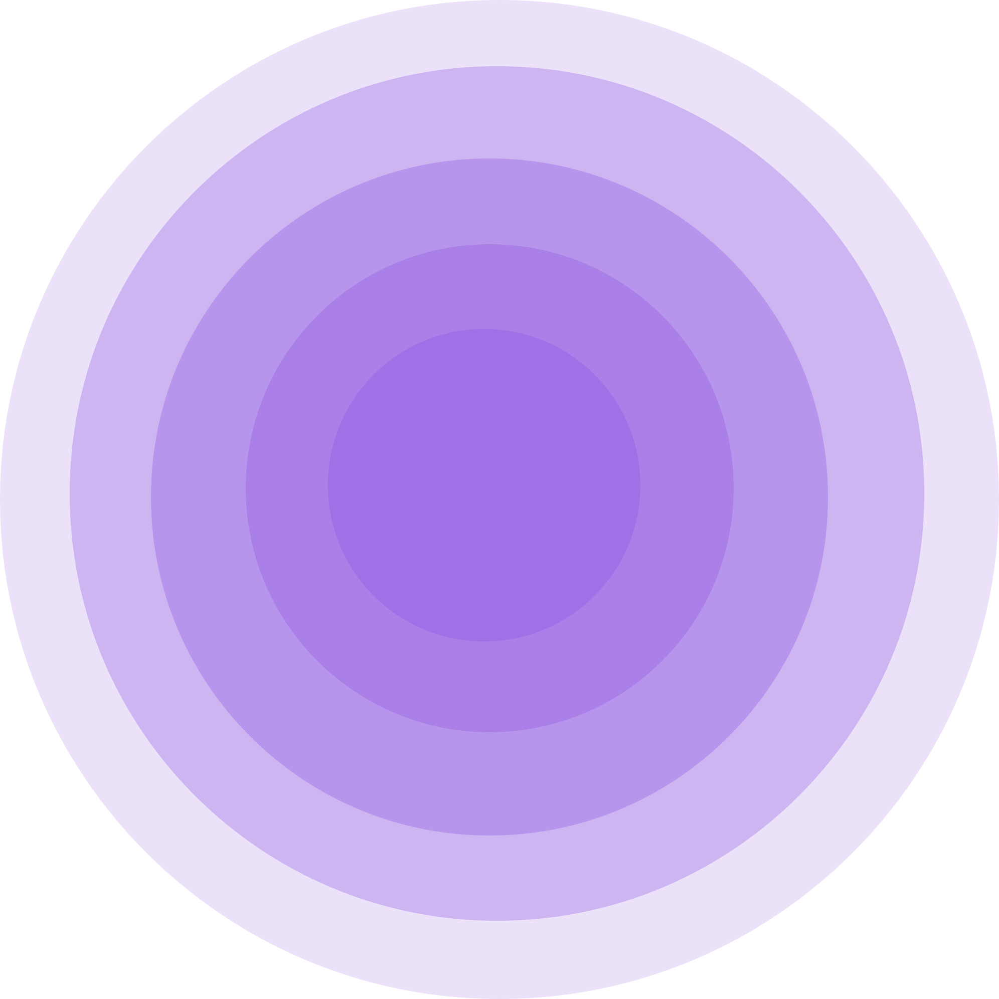 Purple circles